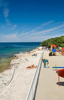 Porec Horvátország